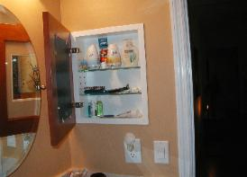 Concealed Cabinets